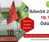 2016 İklimSA Bakırköy ve Florya Şenlikköy 10. Yıl Ödülü İklim Plus