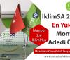 İklimSA 2016 Yılı En Yüksek Montaj Adedi Ödülü İstanbul Bölge 2.si İklim Plus