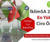 İklimSA 2016 Yılı En Yüksek Ciro Ödülü Türkiye 5.si İklim Plus