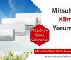 Mitsubishi Klima Yorumları