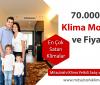 70000 BTU Klima Modelleri ve Fiyatları