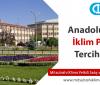Anadolu Üniversitesi Klima Hizmetlerinde İklim Plus'ı Tercih Etti!