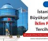 İstanbul Büyükşehir Belediyesi İklim Plus'ı Tercih Etti!