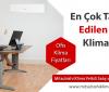Ofis Klimaları – En Çok Tavsiye Edilen Klima Modelleri