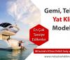 Gemi, Tekne ve Yat Klimaları – En Çok Tavsiye Edilen Klima Modelleri