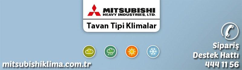 Mitsubishi FDEN 125 VNVF1 Klima