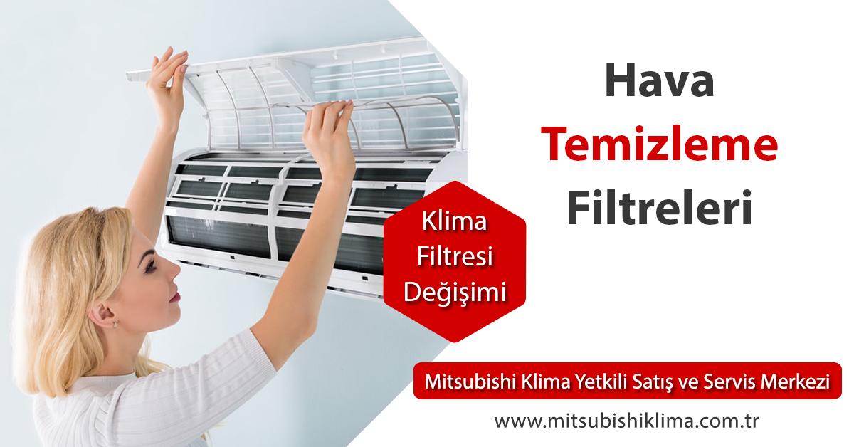 hava temizleme filtreleri ne kadar sürede değiştirilmeli