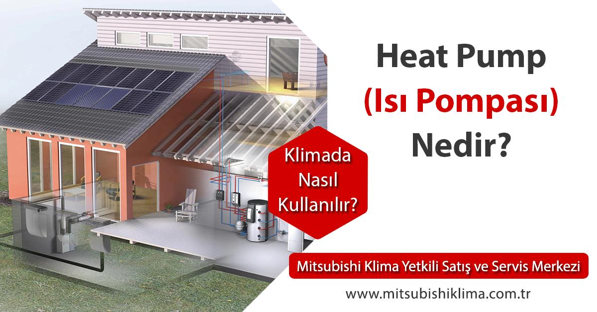 heat pump nedir