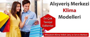 alışveriş merkezi klimaları