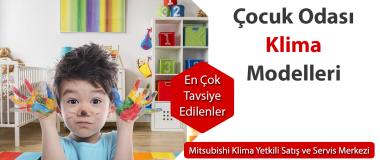 çocuk odası klimaları