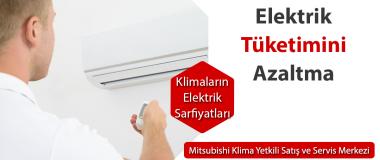 klimaların elektrik tüketimlerini azaltmanın yolları