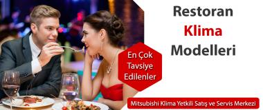 restoran klimaları